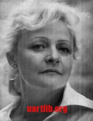 Олена Овчинникова