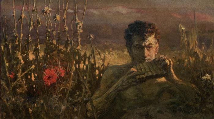 Твори Вільгельма Котарбінського в музеях Києва