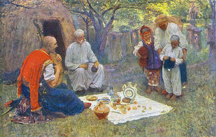 Фотій Красицький – нащадок Тараса Шевченка