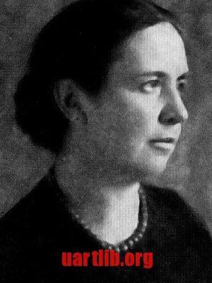 Катерина Антонович
