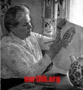 Марфа Тимченко