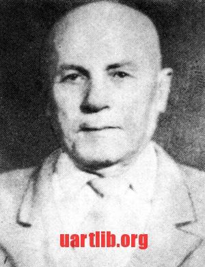 Григорій Соколовський