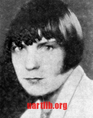Марія Дольницька