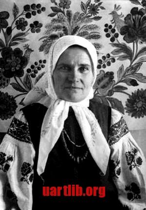 Параска Власенко